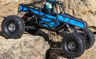 Losi RTR 1/10 Night Crawler SE 4wd Rock Crawler [VIDEO]