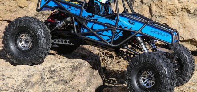 Losi RTR 1/10 Night Crawler SE 4wd Rock Crawler [VIDEO]