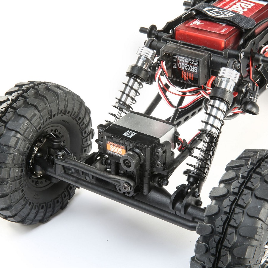 Losi RTR 1/10 Night Crawler SE 4wd Rock Crawler