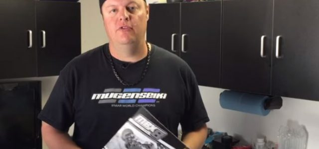 Mugen MBX8 Kit Build With Adam Drake [VIDEO]
