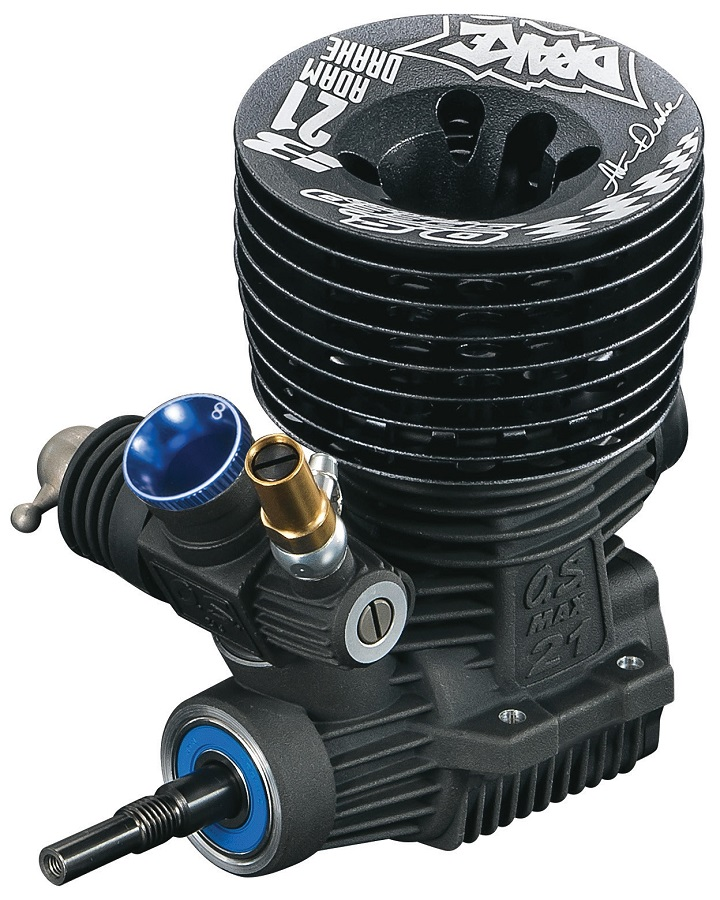 O.S. Speed B21 Adam Drake Edition Nitro Engine
