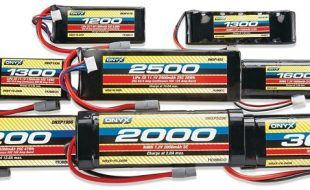 ONYX LiPo And NiMH Batteries [VIDEO]
