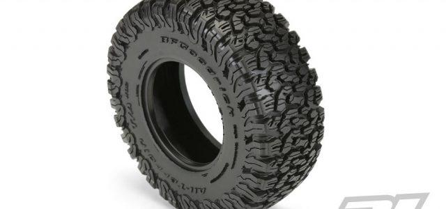 Pro-Line BFGoodrich T/A KO2 Desert Truck Tires [VIDEO]