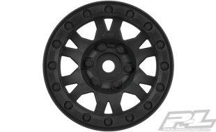 Pro-Line Impulse 1.9″ Black Internal Bead-Loc Wheel