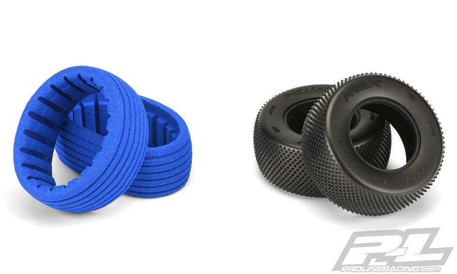 Pro-Line Prism SC Off-Road Carpet Tires