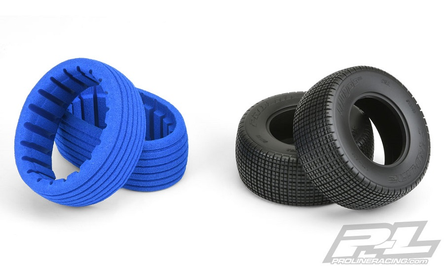 Pro-Line Slide Job Dirt Oval SC Mod Tires