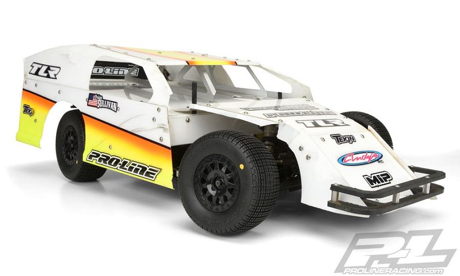 Pro-Line Slide Job Dirt Oval SC Mod Tires
