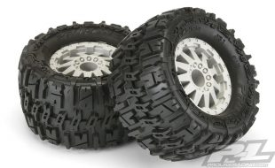 Pro-Line Trencher 2.8″ Tires Mounted On F-11 Wheels