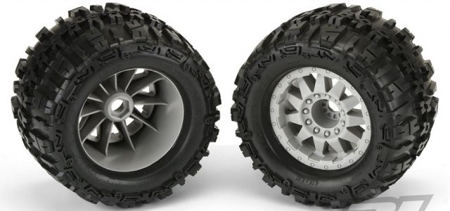 Pro-Line Trencher X 3.8″ Pre-Mounted Tires