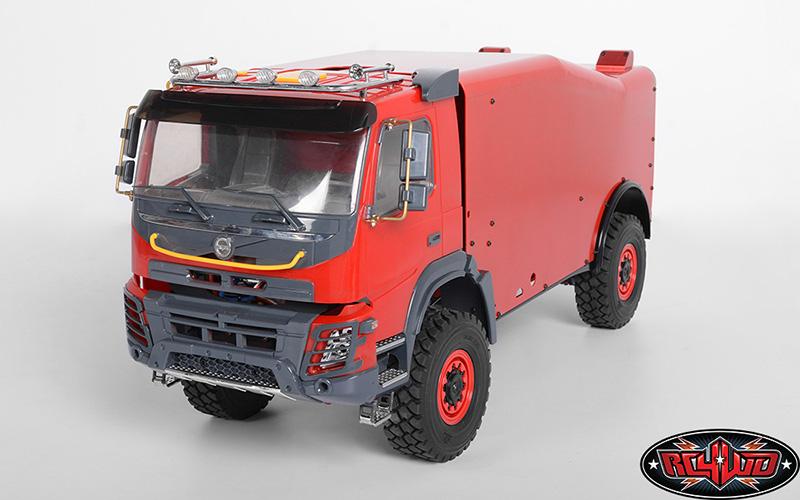 RC4WD 1_14 Dakar Rally Scale RTR Race Truck