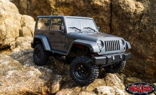 RC4WD 1/18 Gelande II RTR With Black Rock Body Set
