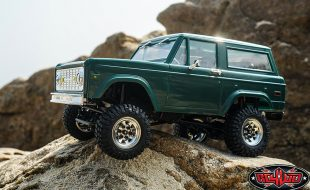 RC4WD 1/18 Gelande II RTR With BlackJack Body Set