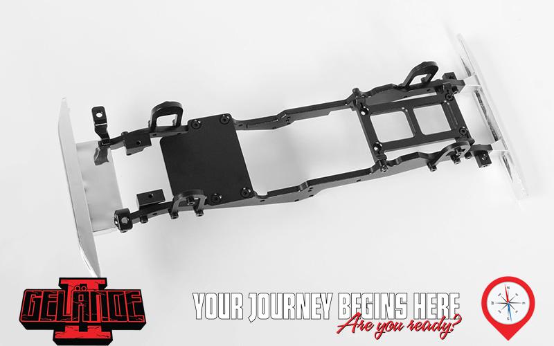 RC4WD 1/18 Gelande II RTR With BlackJack Body Set