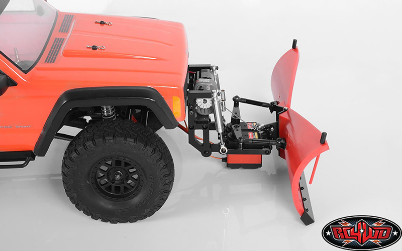 RC4WD Super Duty V Blade Snow Plow