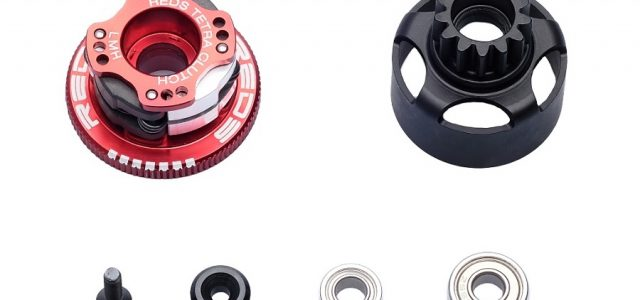 REDS Racing Clutch Retainer & Bearing For Tekno/Losi
