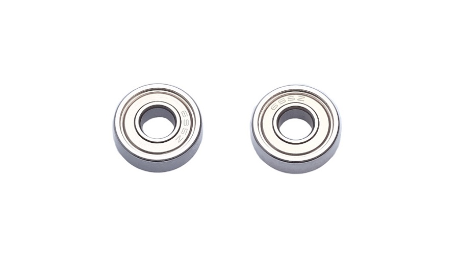 REDS Racing Clutch Retainer & Bearing For Tekno_Losi