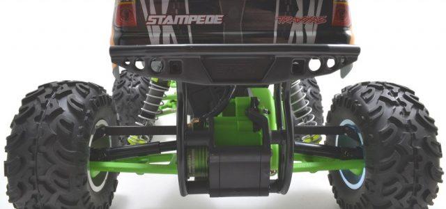 RPM Stampede 2wd Rear Bumper