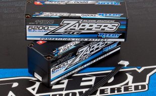 Reedy Zappers SG Competition HV-LiPo 4S Batteries