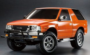 Tamiya Isuzu Mu Type X (CC-01) Limited Edition