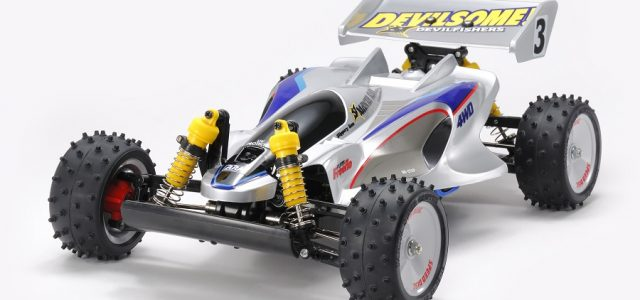 Tamiya Manta Ray (2018) Limited Edition