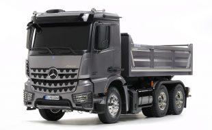 Tamiya Mercedes-Benz Arocs 3348 6×4 Tipper Truck