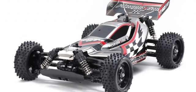 Tamiya Plasma Edge II Black Metallic Limited Edition