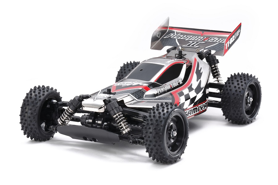 Tamiya Plasma Edge II Black Metallic (TT-02B) Limited Edition