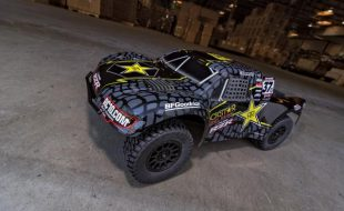 Team Associated RTR ProSC10 Rockstar & AE Team SCTs