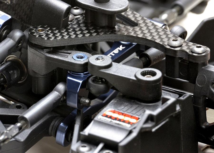 Tekno EB410 Option Parts From Exotek