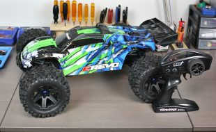E-REVO REBORN: Traxxas' Mighty Monster Is Nearly All-New