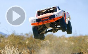 WATCH: Traxxas Unlimited Desert Truck in Action [VIDEO]