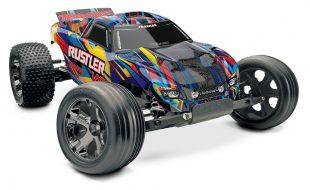 Traxxas Updates XVL Rustler, Bandit, & Stampede For 2018
