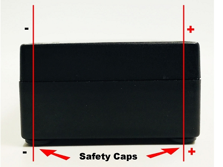 Trinity LiPo Battery Safety Plugs For 5mm Sockets