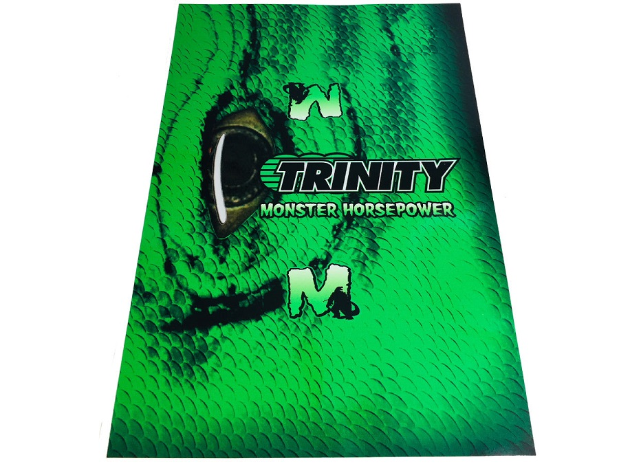Trinity Monster Wraps For iCharger 406DUO & Power Supply