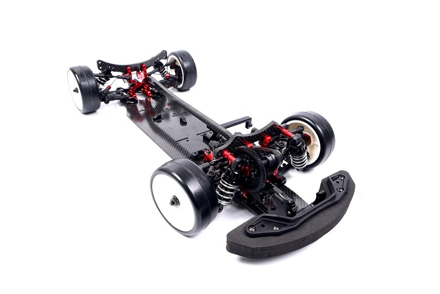 VBC FF18 Belt Drive Dynamics 1/10 Touring Car Kit