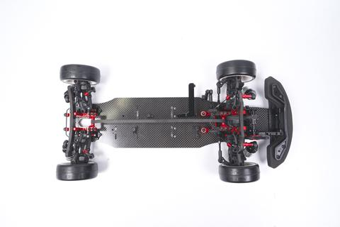 VBC FF18 Belt Drive Dynamics 1/10 Touring Car Kit