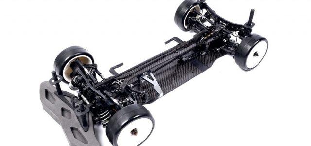Vbc Ghost18 1 10 Spec Touring Car Kit Rc Car Action