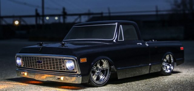 Vaterra RTR 1972 Chevy C10 Pickup Truck [VIDEO]