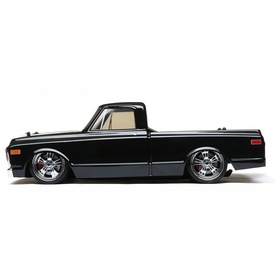 Pickup chevy c10 pickup truck : Vaterra RTR 1972 Chevy C10 Pickup Truck [VIDEO] - RC Car Action