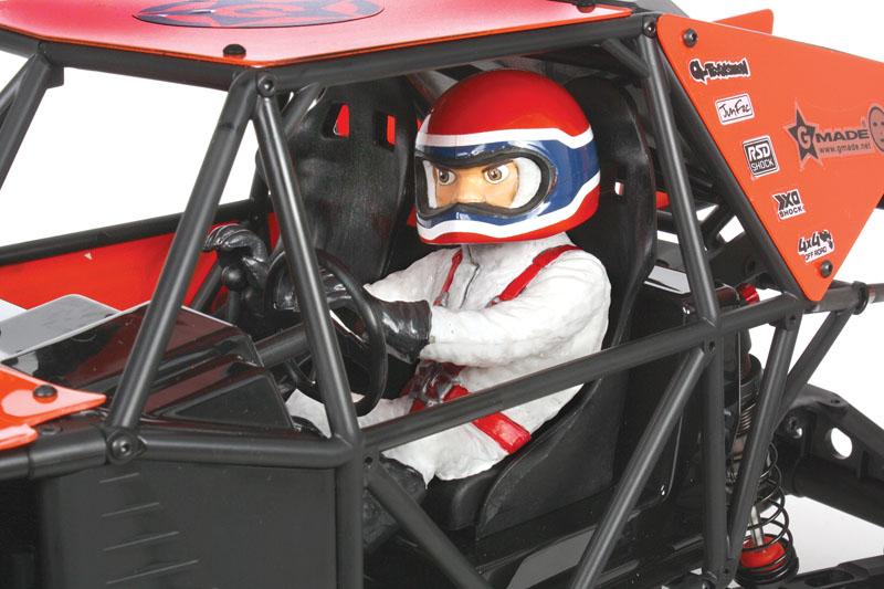 Gmade GR-01 GOM - Driver Figure