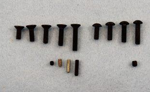 X Factory 4mm Hardware & Set Screws