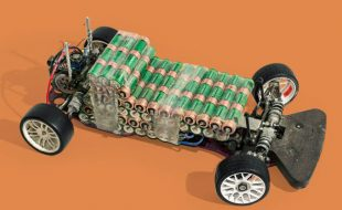 Duracell Breaks World Record With RC Car