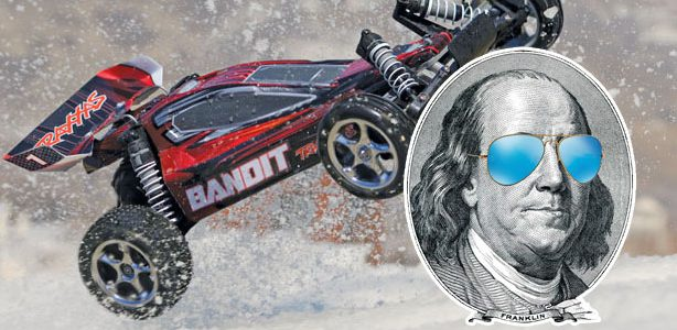 20 Top Beginner RC Cars Under $200