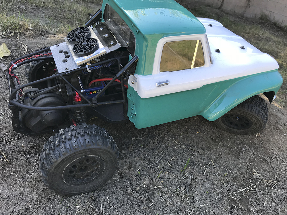 Classic Ford, F-Series, Traxxas Slash, Short Course, off-road, Pro-Line, Integy, MIP, Hot Racing, RPM, Rustler