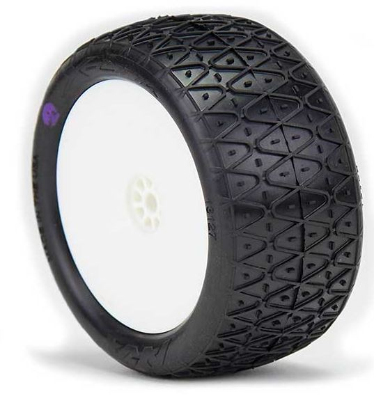 "AKA 1/10 Crosslink 2.2"" Buggy & Truck Tires"