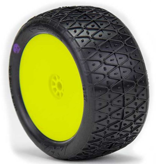 "AKA 1/10 Crosslink 2.2"" Buggy & Truck Tires"