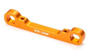 Aluminum Lower Suspension Holders For The XRAY T4