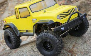 ECX RTR Barrage Gen2 1/12 4WD 1.55 Scaler [VIDEO]