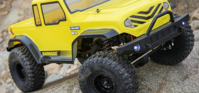ECX RTR Barrage Gen2 1/12 4WD 1.55 Scaler [VIDEO]