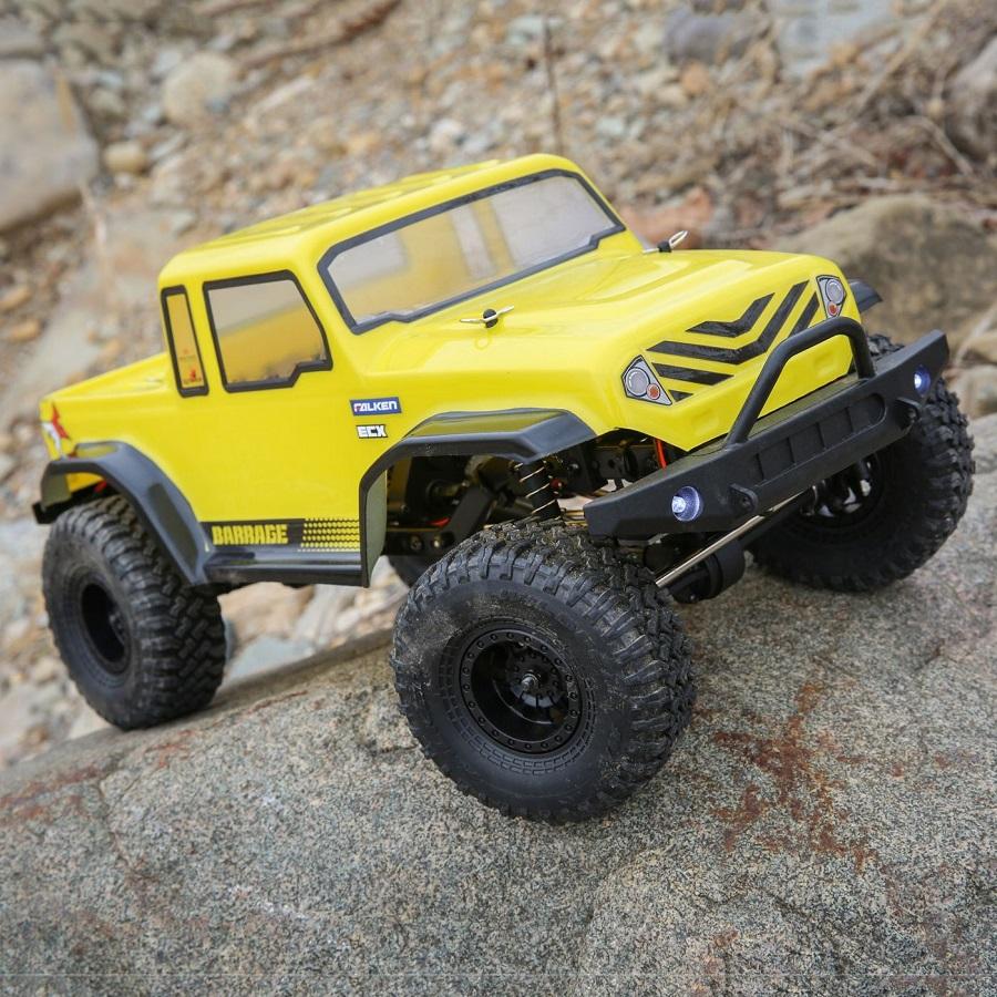 ECX RTR Barrage Gen2 1/12 4WD 1.55 Scaler